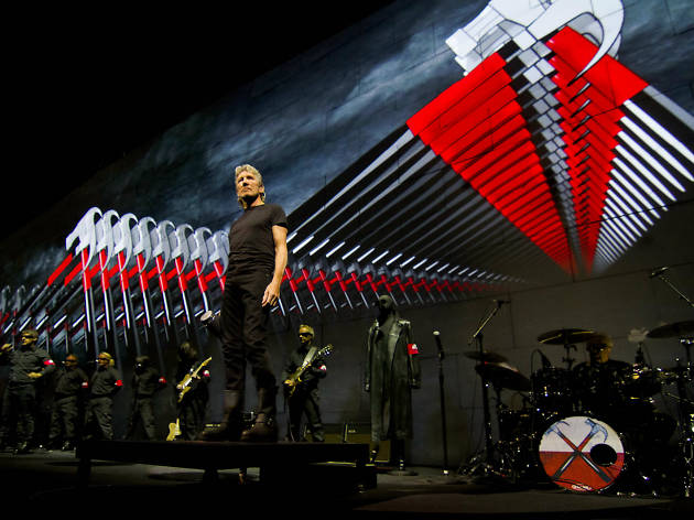 Roger Waters presenta The Occupation of the American Mind