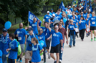 SEA Blue Chicago Prostate Cancer Walk & Run
