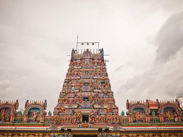 Sri Kandaswamy Kovil