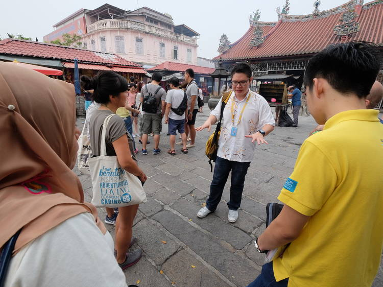 For foodies: Food tours by Simply Enak
