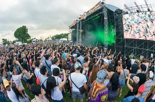 St Jerome's Laneway Festival Singapore 2016