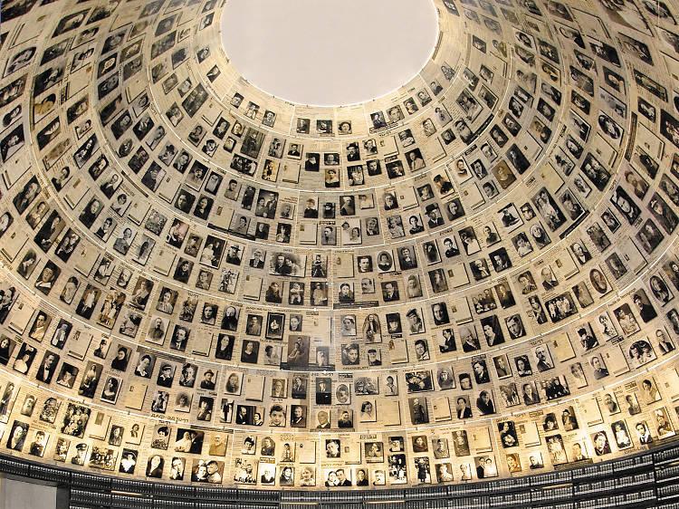 Yad Vashem - Centre Mondial de la Mémoire de l'Holocauste