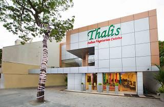 Thalis - Indian Vegetarian Cuisine
