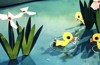 Les Petits Canards de papier de Zheguang Yu