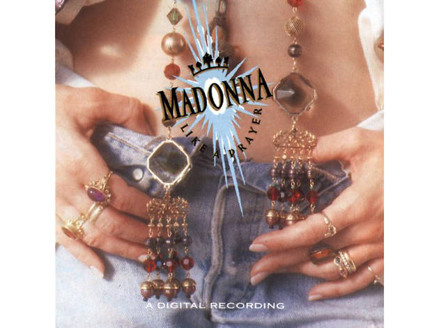 """Like a Prayer"" Madonna"