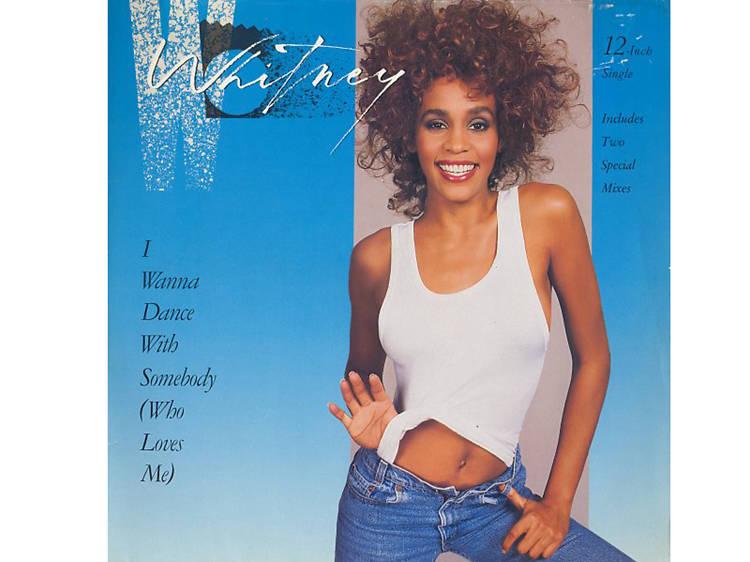 'I wanna dance with somebody', Whitney Houston