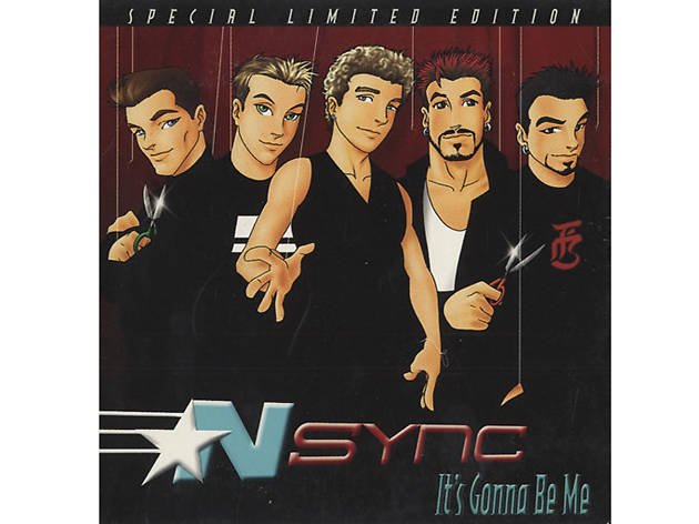 """It's Gonna Be Me"" 'N Sync"
