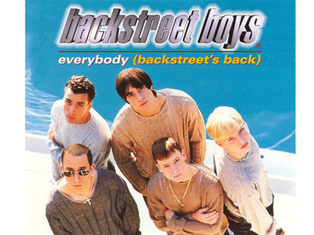 «Tout le monde (Backstreet's Back)» les Backstreet Boys