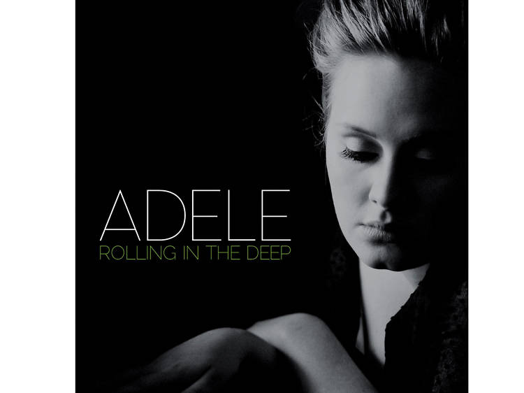 """""""Rolling in the Deep"""" by Adele"""