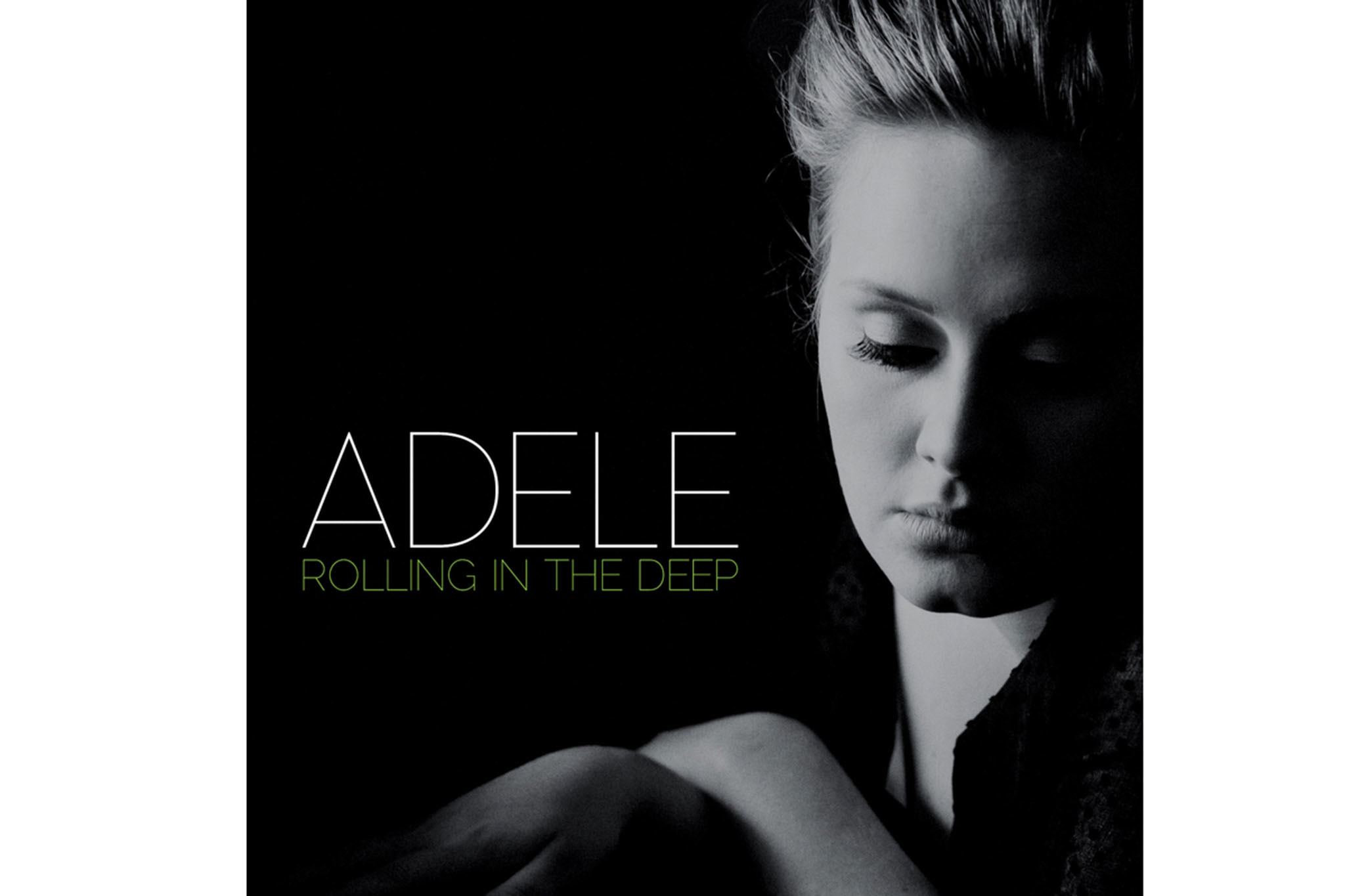"""Rolling in the Deep"" Adele"