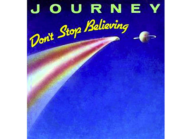 """Don't Stop Believing"" Journey"