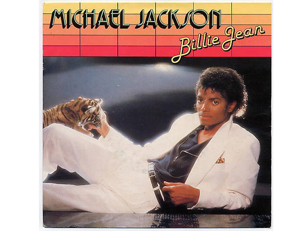 """Billie Jean"" Michael Jackson"