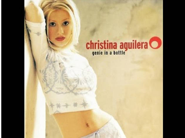 """Genie in a Bottle"" Christina Aguilera"