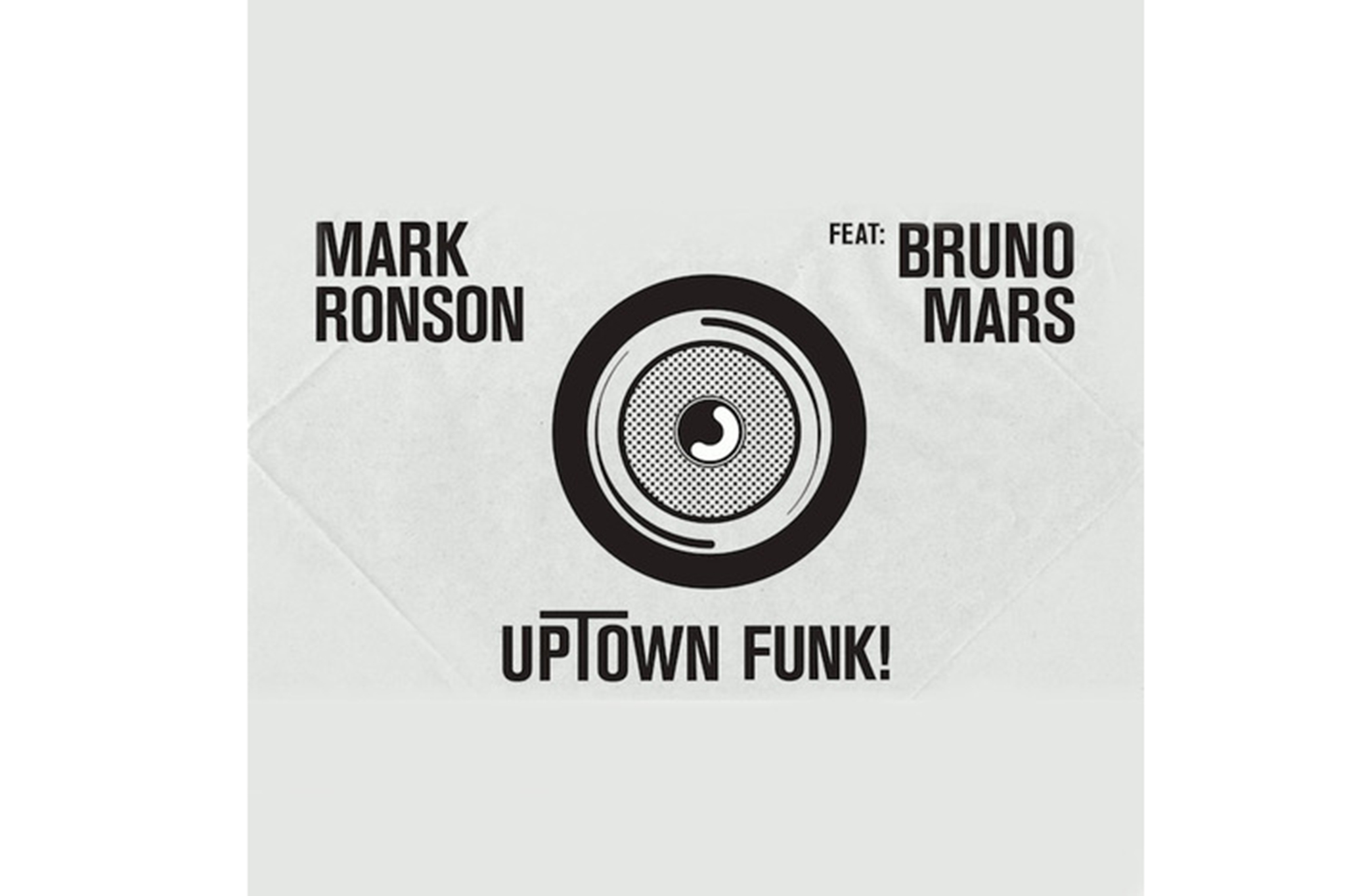 """Uptown Funk"" Mark Ronson and Bruno Mars"