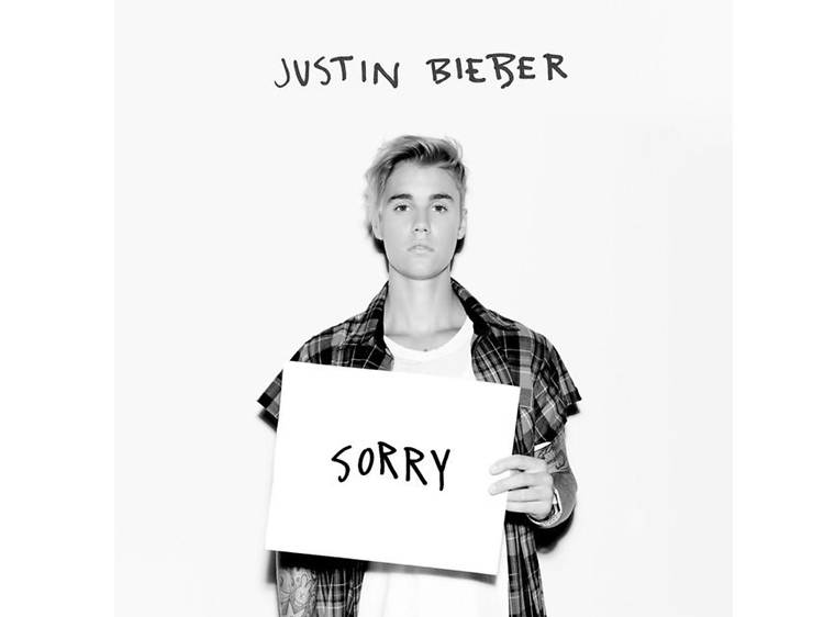 """""""Sorry"""" by Justin Bieber"""