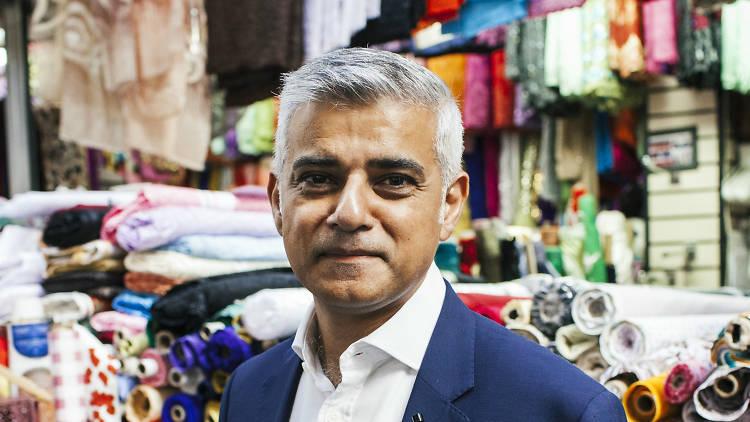 Sadiq Khan, Fabric