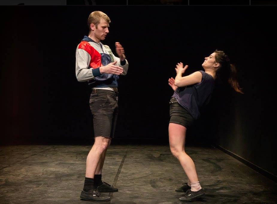 Angela & Koldo, 'Un cuerpo sinvergüenza', 25-28/02/2016, L'Antic Teatre