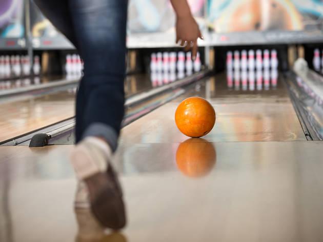 Bowling, bitlles, bolera