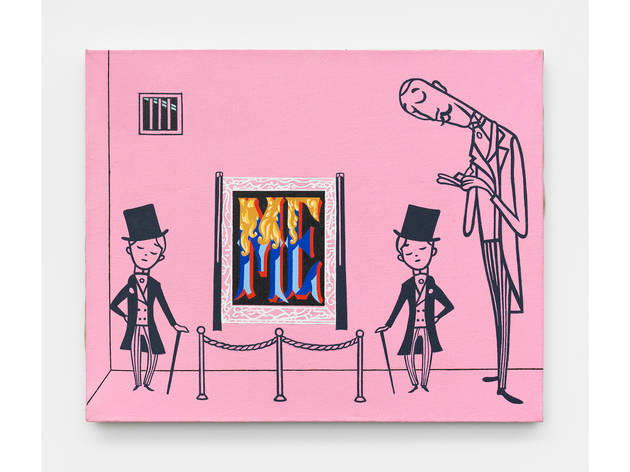 McDermott and McGough, The Pink Cell, 1984/2016