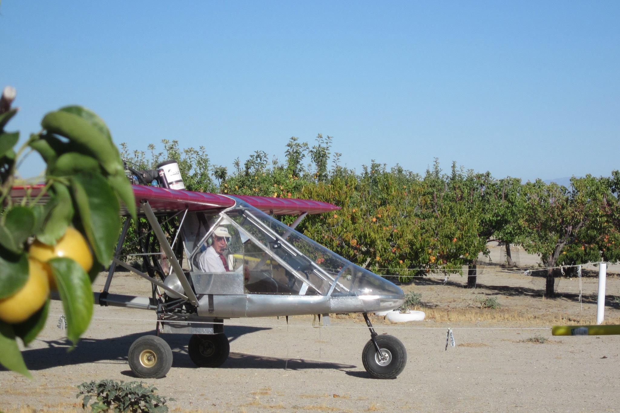 Brian Ranch Airport U-Pick Orchard