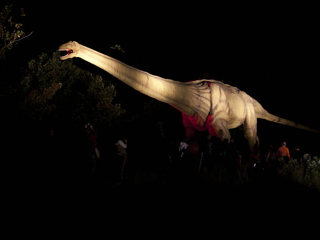 Field Station: Dinosaurs After Dark