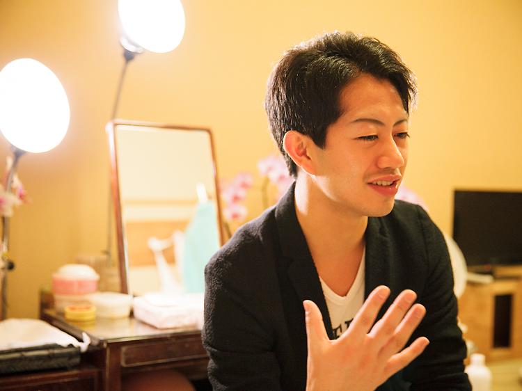 インタビュー:中村壱太郎