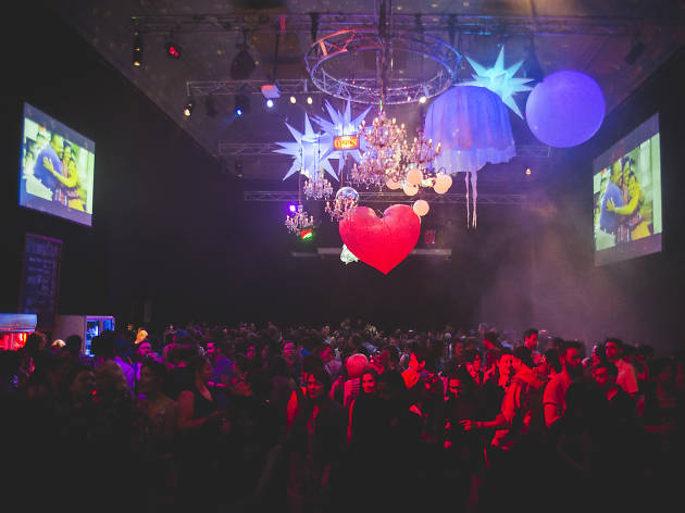 The Festival Club at Melbourne Fringe