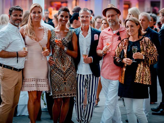 Rive Gauche Summer Party 2016