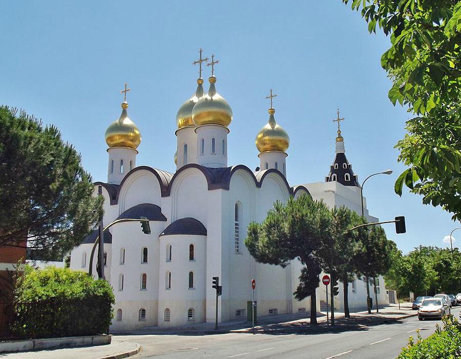 Iglesia ortodoxa de Santa María de Magdalena
