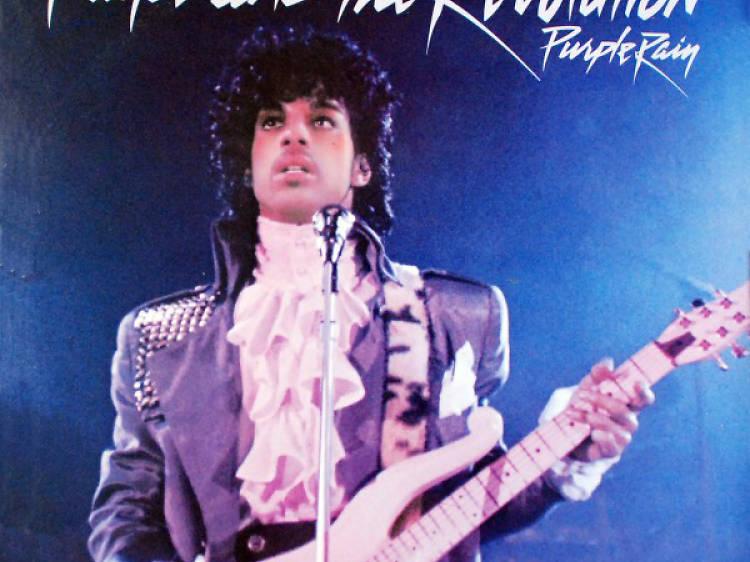 'Purple Rain' – Prince