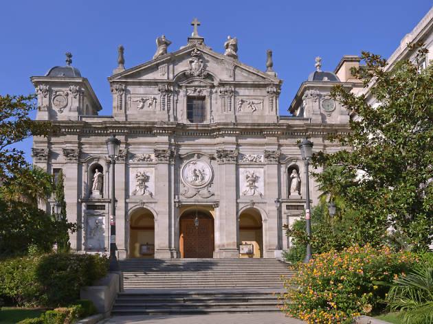 Parroquia de Santa Barbára