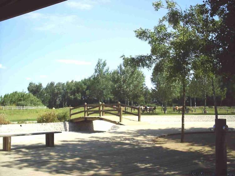 Endinseu-vos al Parc de la Mitjana
