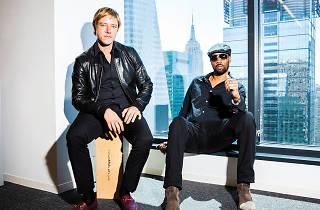 Paul Banks ve RZA
