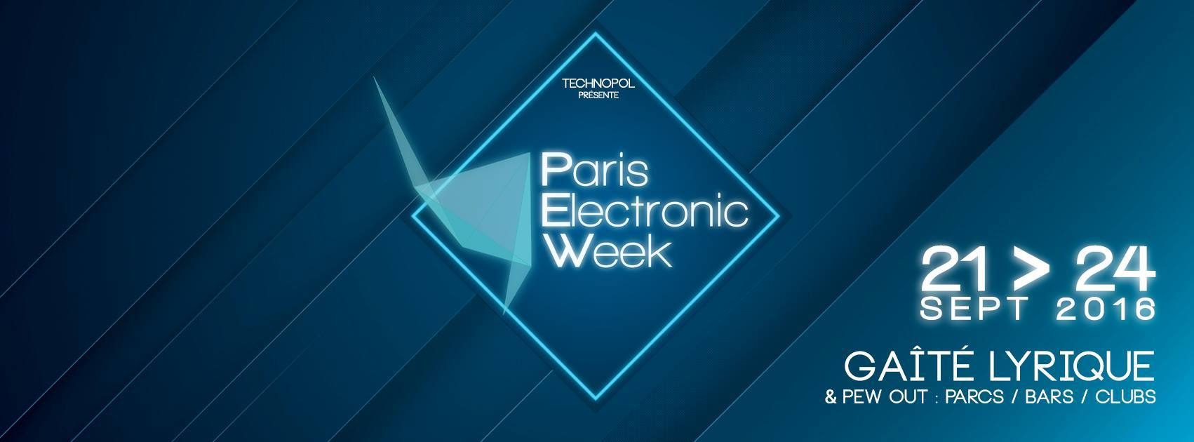Paris Electronic Week