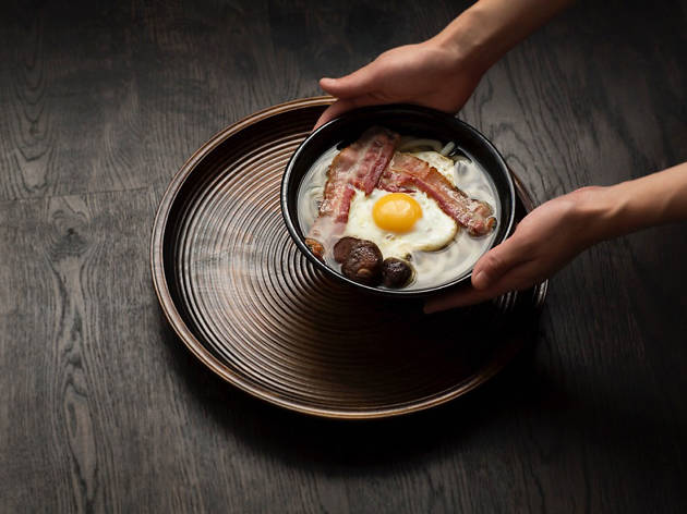 London's best Full English breakfasts, Koya
