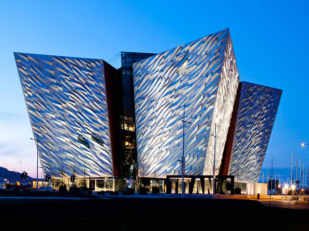 Win a weekend break for two to Belfast
