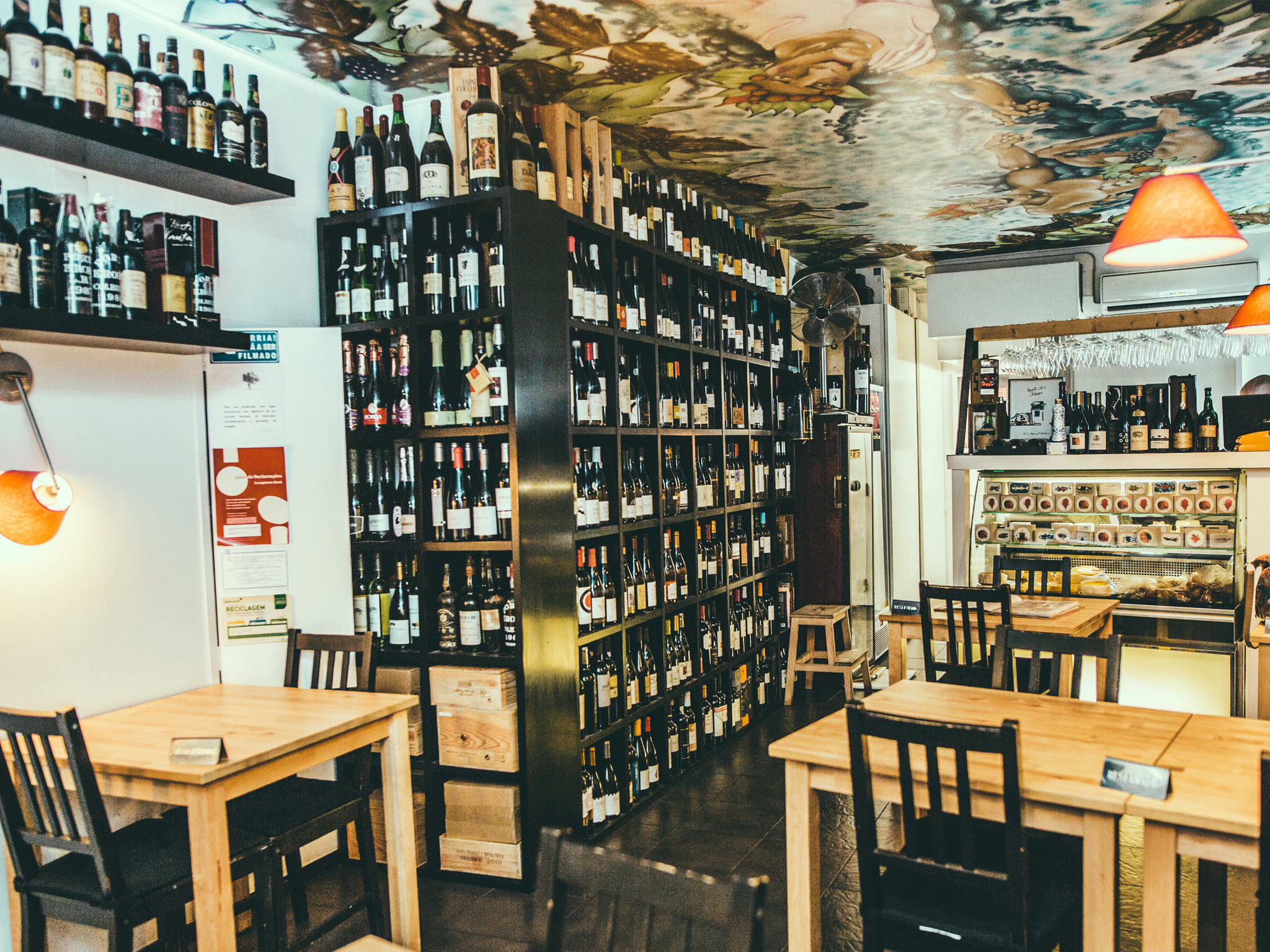 7pm: BA Wine Bar