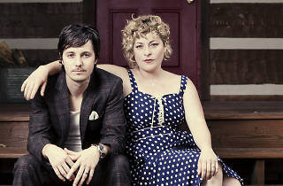 Shovels & Rope + Matthew Logan Vasquez