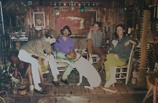 Deerhunter + Aldous Harding + Jock Gang