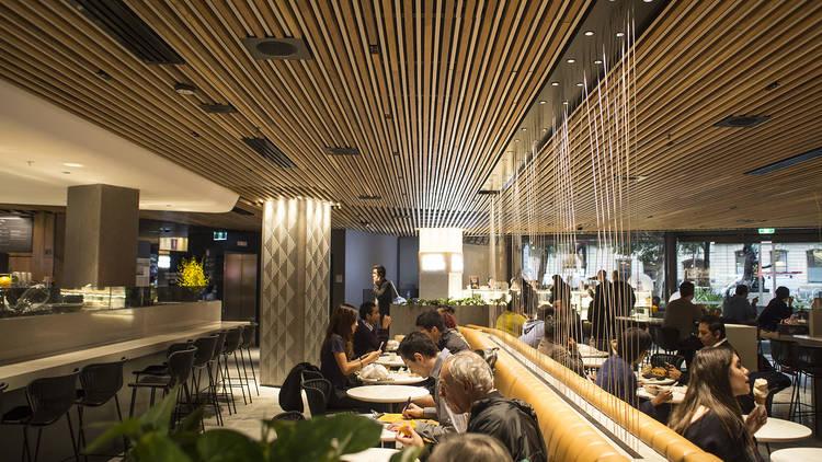 Gateway Food Court Circular Quay