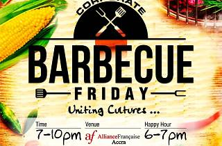 Networking & Barbecue at Alliance Francaise