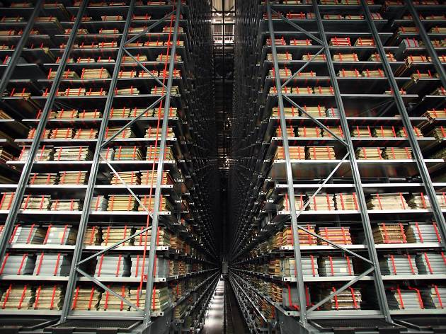 12 awesome things you probably didn't know about the British Library