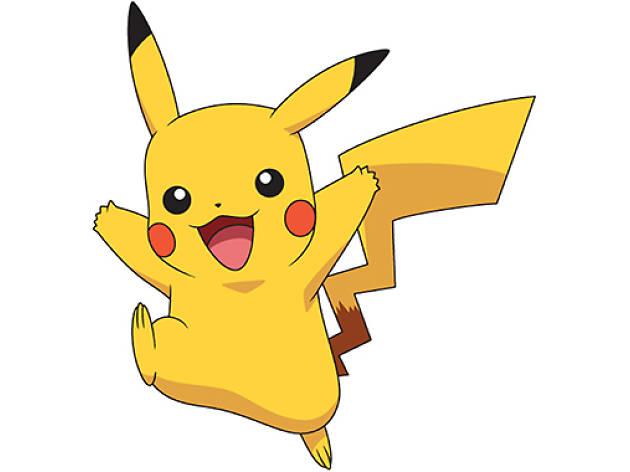 Algo pasa con Pikachu