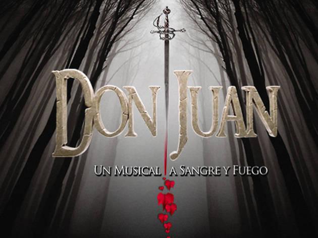 Don Juan, un musical de sangre y fuego