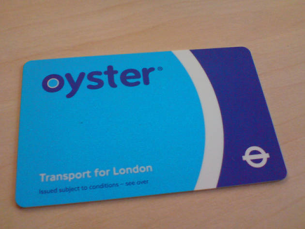 Seven things you can match with your Oyster card