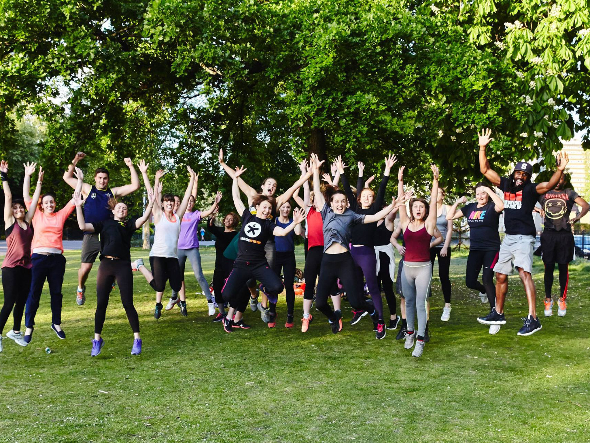 London's best free fitness classes