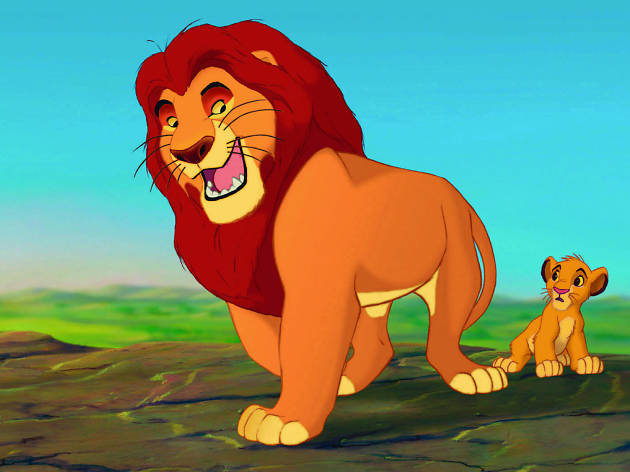The Lion King, best 90s movies