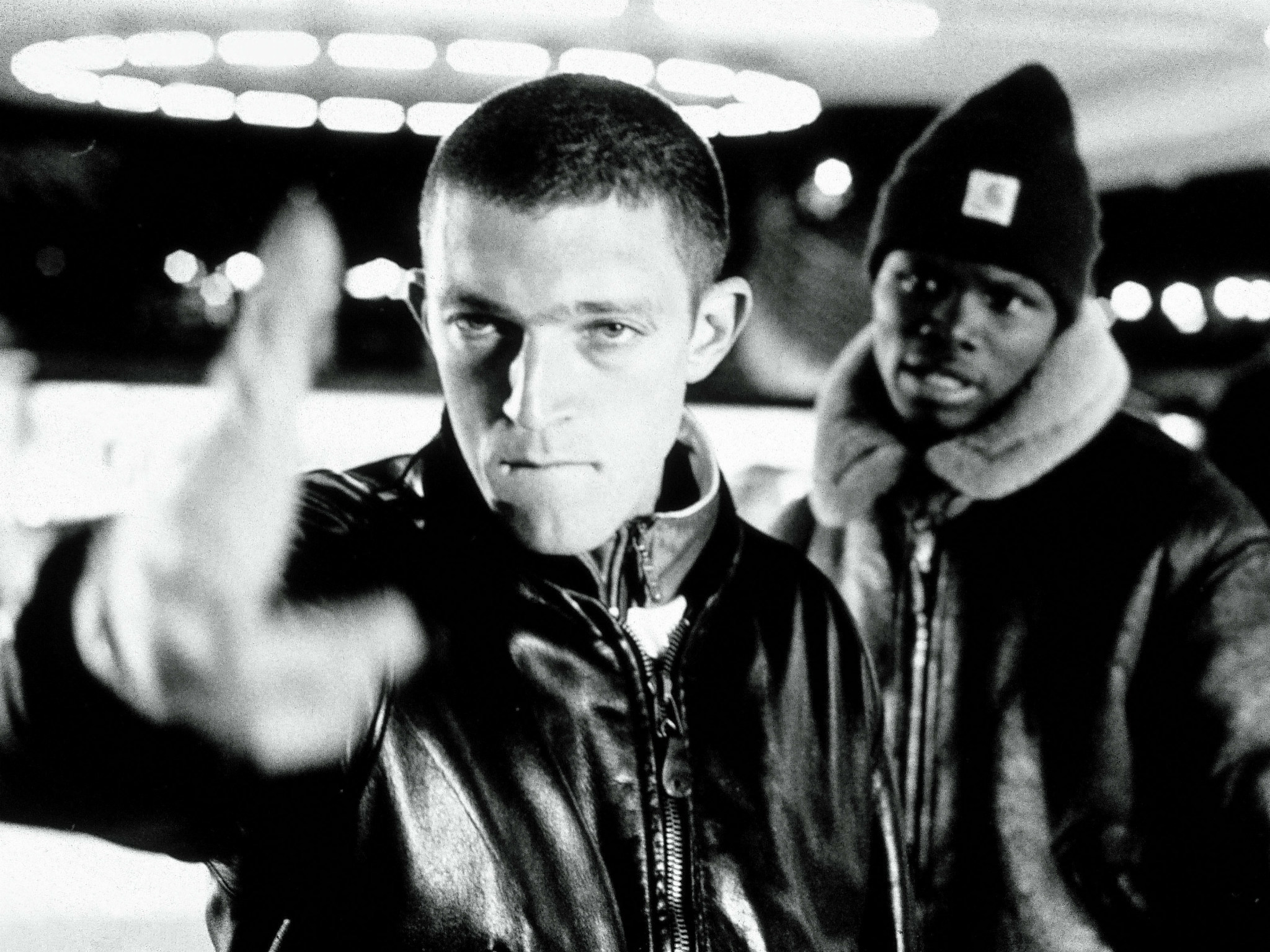 La Haine, best 90s movies