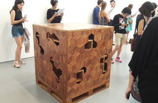 Ai Weiwei Treasure Box (© Anna Maréchal / TOP)