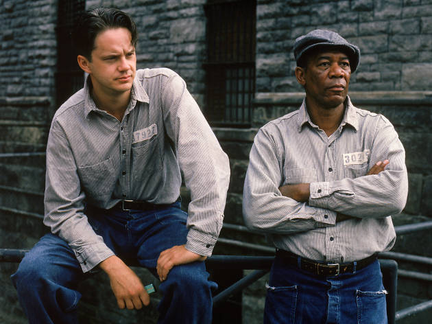 Shawshank Redemption, best 90s movies